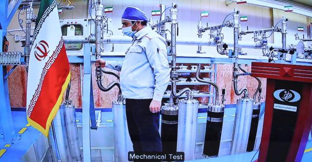 Iran reports incident in Natanz nuclear site, no casualties – Press TV