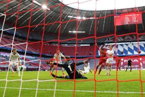 Injury-ridden Bayern concede late draw to Union Berlin