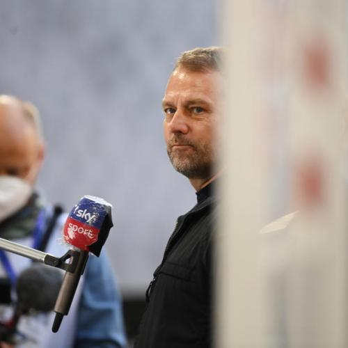 Bayern 'disapprove' of Flick exit request announcement