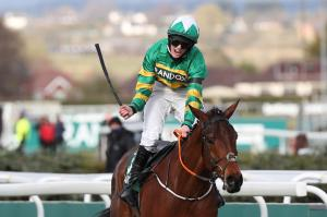 Blackmore makes history as first woman to win Horse Racing Grand National