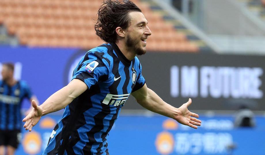 Inter close on Serie A title