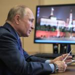Putin to review Russian military might as tensions with West soar