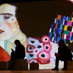 Photo Story – Exhibition Klimt: the immersive experience in Barcelona