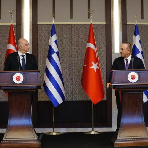 Greece says resolving differences with Turkey may be hard, but not impossible