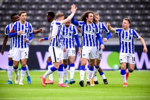 Hertha seek postponement of matches with team in quarantine