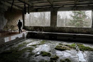 Photo Story – A press tour to the Chernobyl exclusion zone in Ukraine