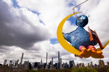 Photo Story – Met Museum Rooftop exhibit in New York