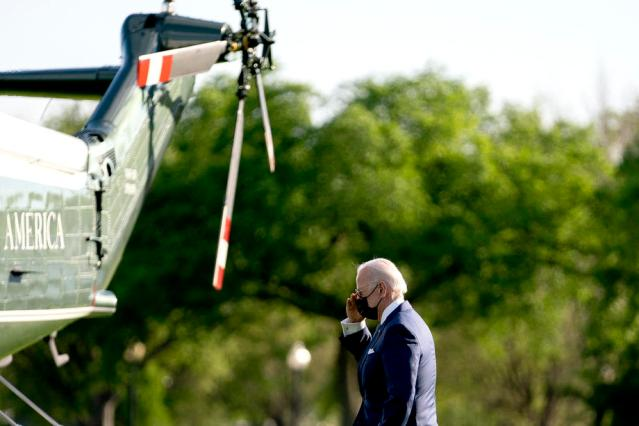 Biden to press UK PM Johnson over Northern Ireland
