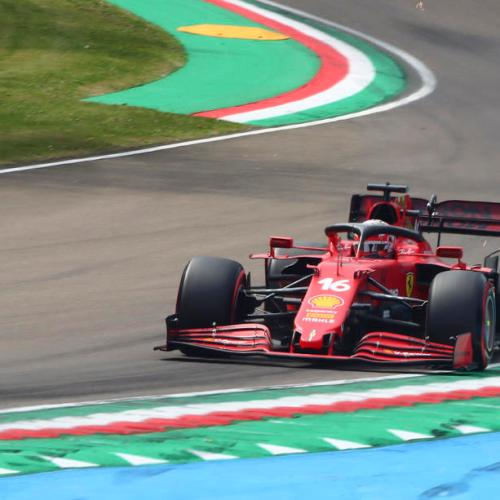 Ferrari grappling with excessive front tyre wear problem