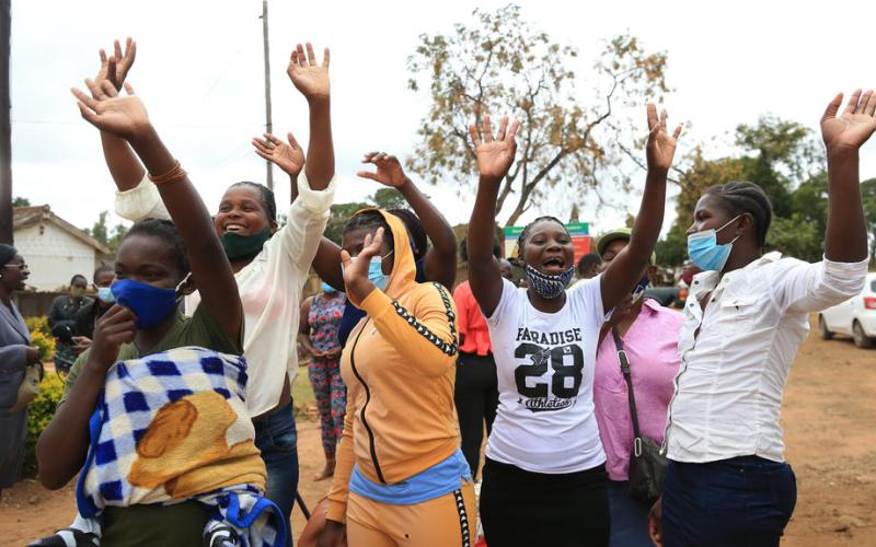 Photo Story – 3,000 prisoners benefit from Presidential Amnesty amid Coronavirus pandemic
