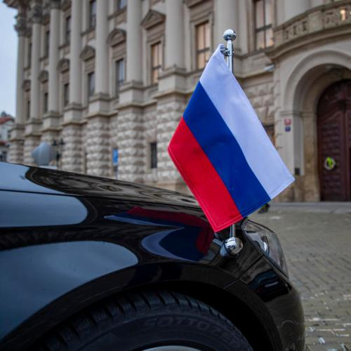 Moscow vows to retaliate against any new Czech moves against its diplomats