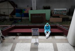 Thailand reports the highest number of daily cases since the start of the pandemic