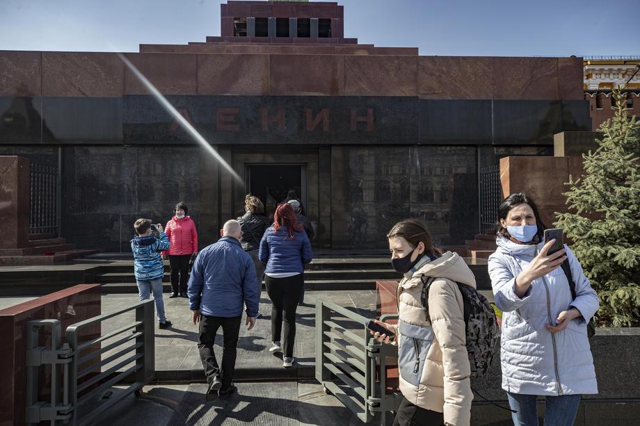 Russia reports 346 new coronavirus deaths