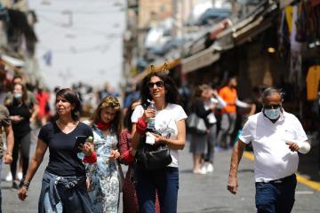 Photo Story – Coronavirus in Israel