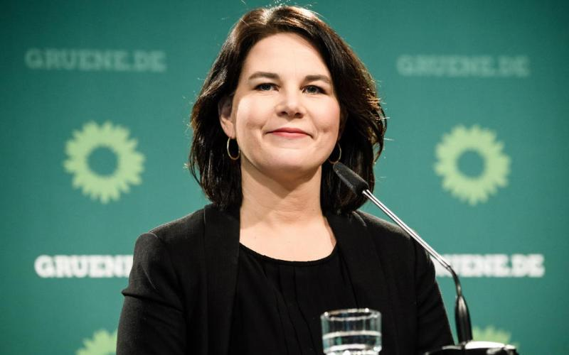 Opinion poll suggests German Green party could head next government