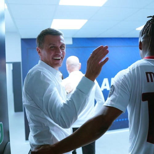 Maldini hails the 'youngest team' in Serie A