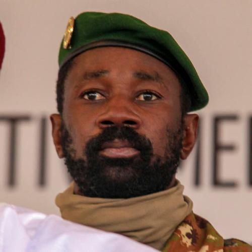 Junta leader Colonel Goita sworn in as Mali's transitional president