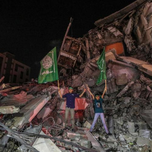 UPDATED: Israel-Hamas truce takes hold after 11 days of fighting
