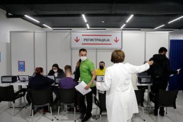 Serbia tries new tactic to boost its vaccination process