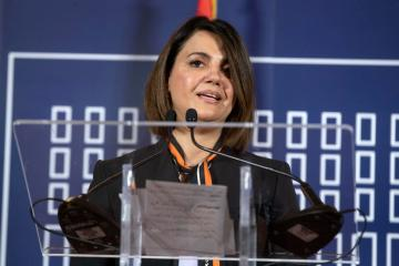 Libya's first female foreign minister pressed to quit