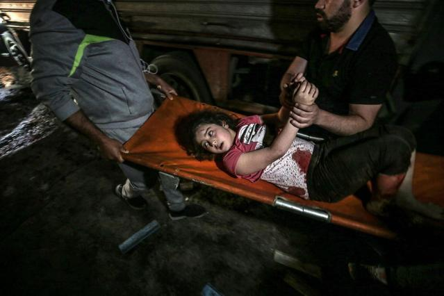 UPDATED: Israel air strikes kill 33 Palestinians, rockets fired from Gaza