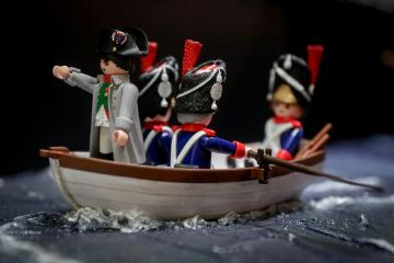 Photo Story: The life of Napoleon Bonaparte with Playmobil