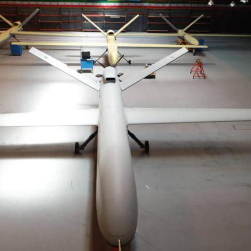 Photo Story: Iran's IRGC unveils new drone called Gaza