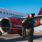 Eurovision favourite from Malta arrives in Netherlands for finals