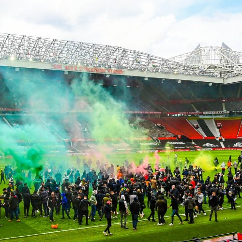 Man United-Liverpool game rescheduled for May 13