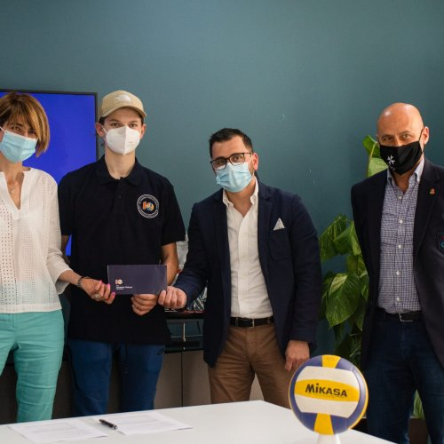 Maltese Olympic Committee selected to collaborate with The Jonathan Chetcuti Program