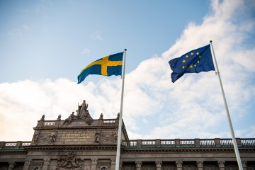 Swedish government ups GDP forecast as economy bounces back from pandemic