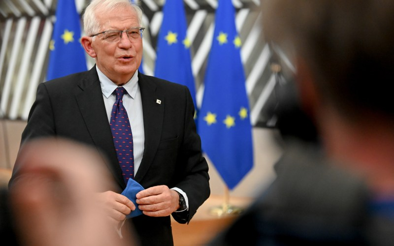 EU supports Libya elections roadmap, foreign policy chief