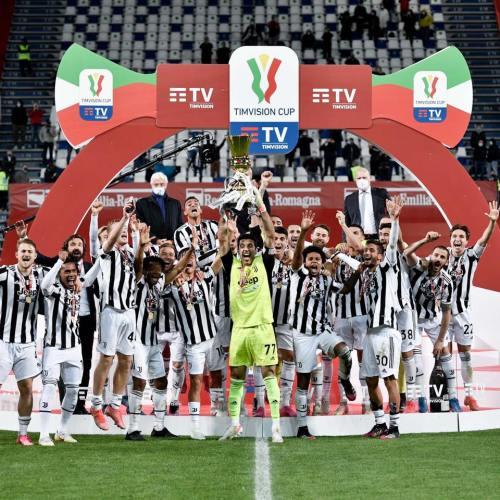 Chiesa fires Juventus to Coppa Italia glory
