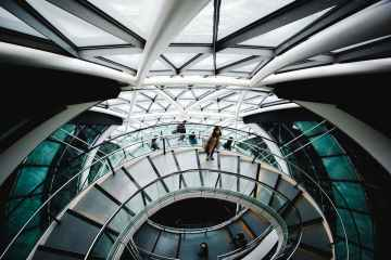 London office market undergoes makeover to woo post-pandemic workforce