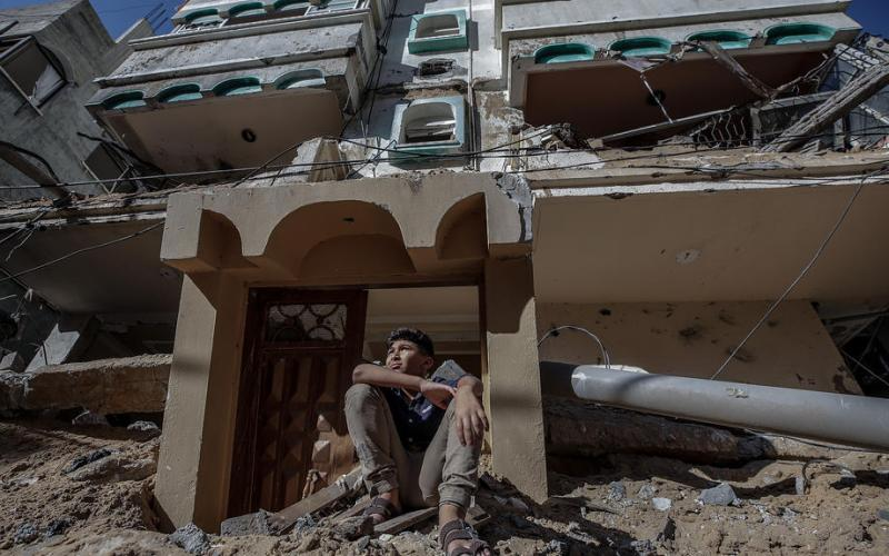 UPDATED: Israel bombs Hamas Gaza chief's home as fighting enters seventh day
