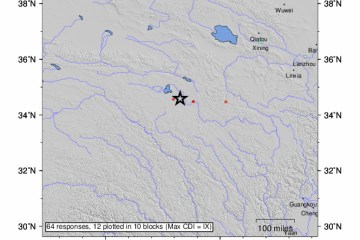 UPDATED: Quake in China's Yunnan province kills three,  7.4-magnitude earthquake also struck Qinghai