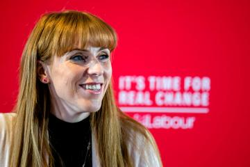 UK Labour's deputy leader sacked as party chair after super Thursday bloodbath