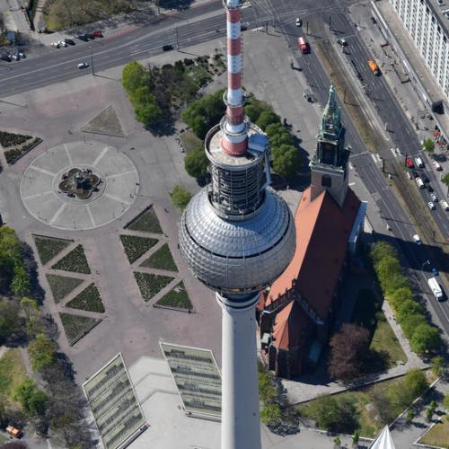 EPA's Eye in the Sky: Berlin, Germany
