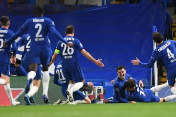 Chelsea outclass Real Madrid to reach Champions League final