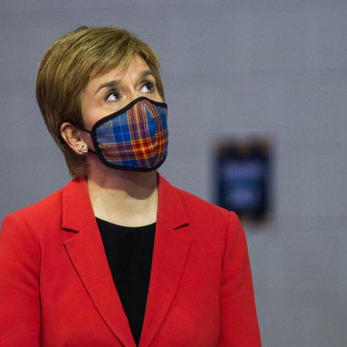 UPDATE – SNP leader Sturgeon vows independence vote after election success