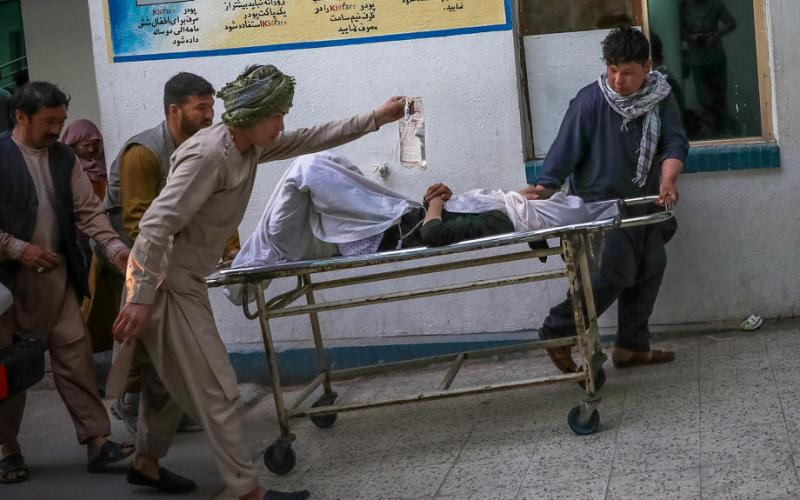 UPDATE – Children among 40 people killed in bombing in Kabul, Afghanistan