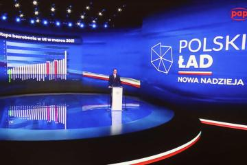 Polish ruling party promises 'middle class for all' post-COVID