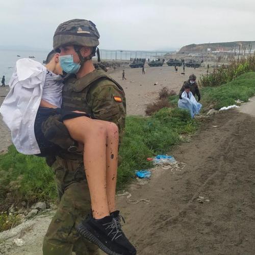Spain sends army as 5,000 migrants reach Ceuta