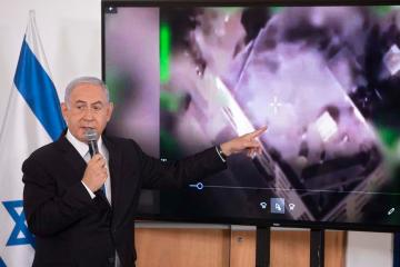 "Biden tells Netanyahu he wants ""de-escalation"" of Israel-Gaza fighting"