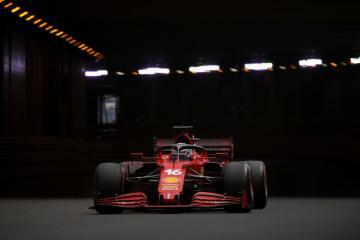 UPDATE – Ferrari's Leclerc out of home Monaco Grand Prix