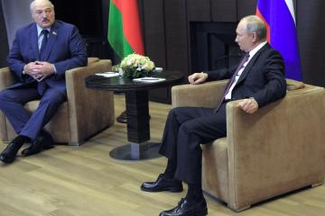 Belarus seeks Russia's help in response to EU sanctions