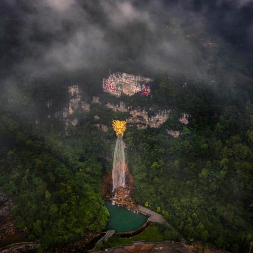 Photo Story – Yuncong waterfall in Guizhou