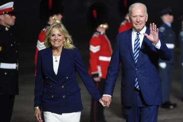 Jill Biden undergoes 'successful' procedure
