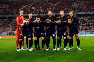 Late Goretzka equaliser against Hungary sends Germany into last 16