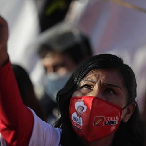"""Peru ex-military stir election tensions with appeal to Armed Forces to """"remedy"""" poll"""